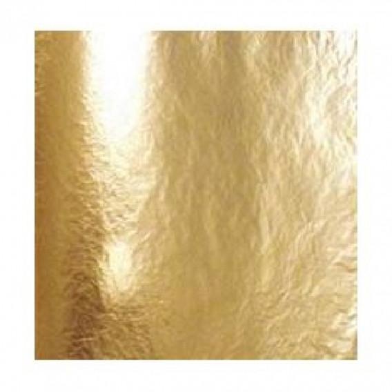 Feuilles d'or et argent