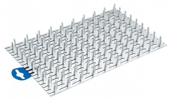 Semelle de rechange 480 pointes pour gratton 25 x 15 cm