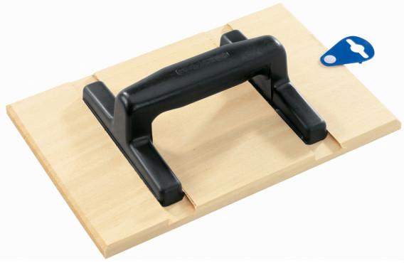 Taloche rectangulaire bois 25 X 15 CM