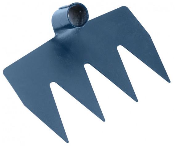 Griffe à remblai 4 dents 30 x 20 cm