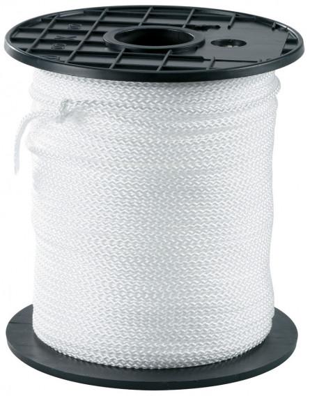 Cordeau tressé polypropylène 100 m ø 2 mm
