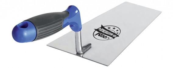 Truelle lisseuse carrée inox 20 cm