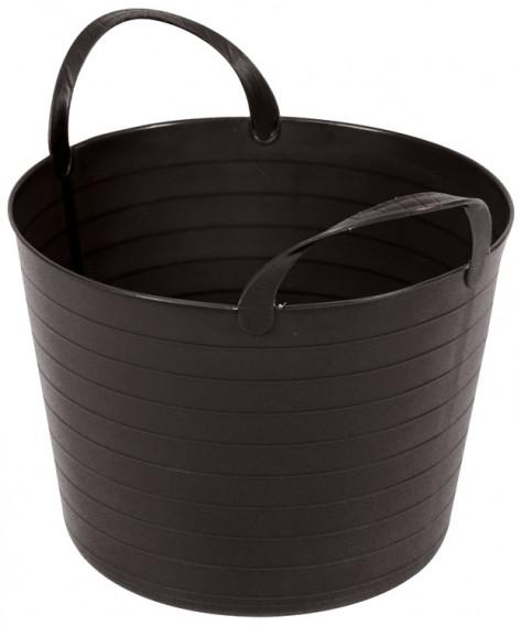 Seau souple «multifonctions» 40 litres