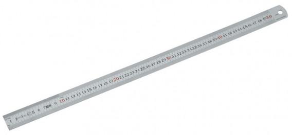 Réglet inox semi rigide 500 x 30 x 1.2 mm