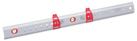 Règle de mesure et à niveau 750 mm