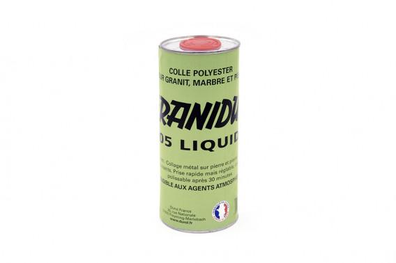 Colle Granidur liquide translucide