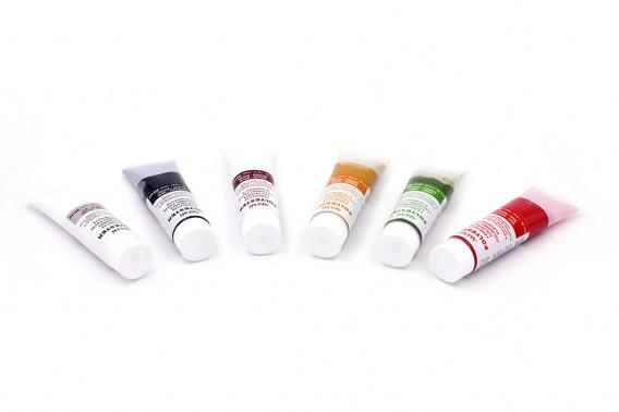 Kit de réparation couleur (tubes)