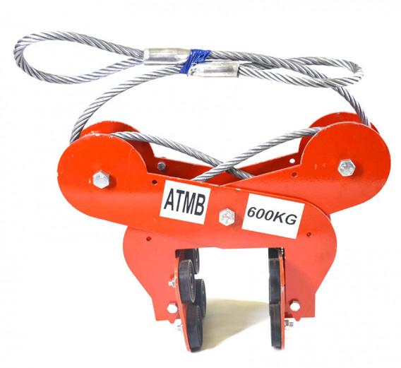 Pince de levage à câble 600 kg