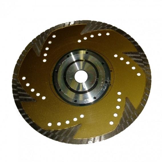 Disque or haute qualité Ø115mm