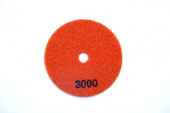 Disque polissage à sec fastline grain 3000