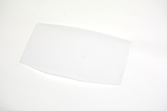 Ecran de rechange pour casque de sablage bleu bali