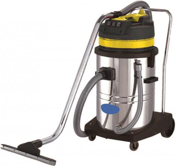 Aspirateur seul 60 litres pour aspiro kit (3 moteurs 3000w)