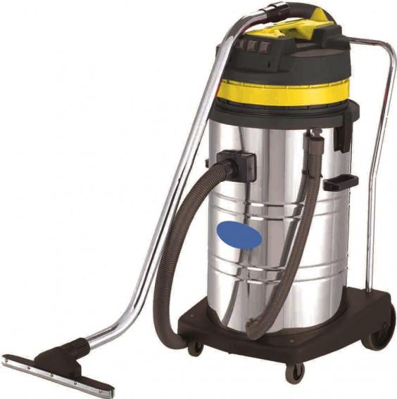 Aspirateur seul 80 litres pour aspiro kit (3 moteurs 3000w)