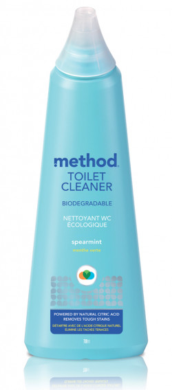 Spray nettoyant wc