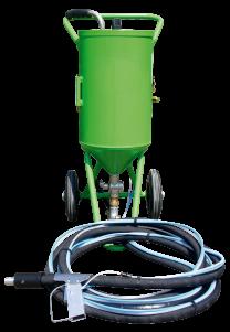 Sableuse automatique 18 litres «Topolino»