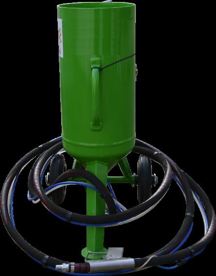 Sableuse automatique 8 litres «Colibri»